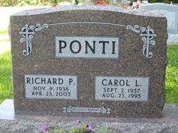 Carol Lois <i>Soika</i> Ponti