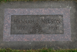 Hannah J Nelson