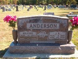 Jonney R Anderson