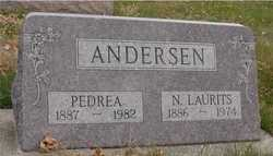 Pedrea <i>Pedersen</i> Andersen
