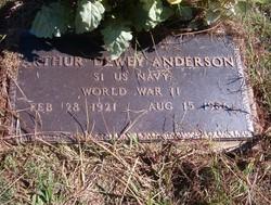 Arthur Dewey Anderson