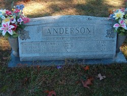 Willa Mable <i>Trammell</i> Anderson