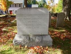 Mary Luretta <i>Howe</i> Brewer