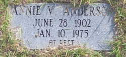 Annie V. Anderson