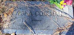 Verna G. <i>Campbell</i> Coleman