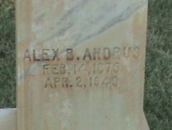 Alexander Burto AB Andrus