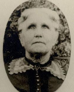 Margaret A <i>Oldham</i> Crapo