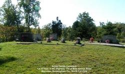 Amos Family Cemetery