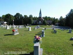 Ayersville Baptist Church Cemetery