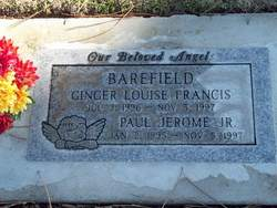 Paul Jerome Barefield, Jr