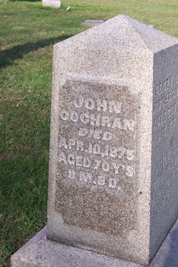 John Cochran, Jr