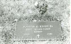 Joseph Glenn Kroc