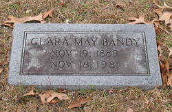 Clara May Bandy
