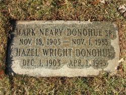 Mark Neary Donohue, Sr