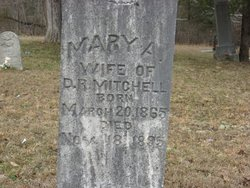 Mary Amelia <i>Ellis</i> Mitchell