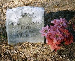 Grace Cannon Davis