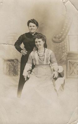 Isabella <i>Clemmens</i> Hudson