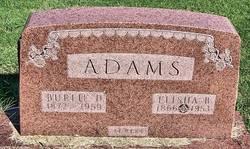 Elisha B Adams