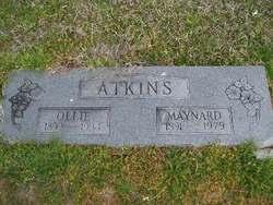 Ollie <i>Boyd</i> Atkins