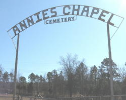 Annies Chapel Cemetery