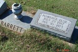 Florence <i>Pulliam</i> Barrett