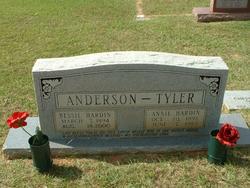 Bessie <i>Hardin</i> Anderson