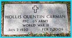 Hollis Quentin Carman
