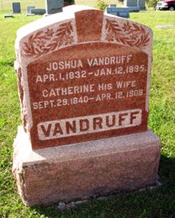 Joshua Vandruff, Jr