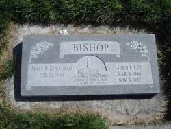 Johnie Lex Bishop