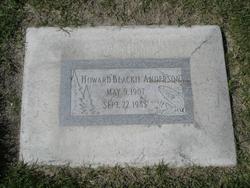 Howard A. Blackie Anderson