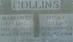 Rosa E <i>Woodruff</i> Collins