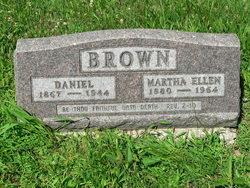 Martha Ellen <i>Mickle</i> Brown