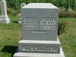 Louise <i>Pauley</i> Freidinger