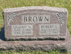 Robert A Brown