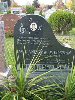 Paul Andrew Avedesian