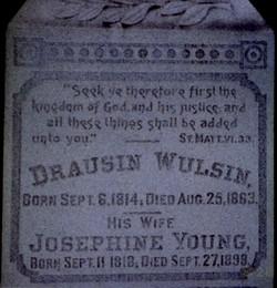 Josephine <i>Young</i> Wulsin