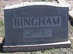 Lula B. Bingham