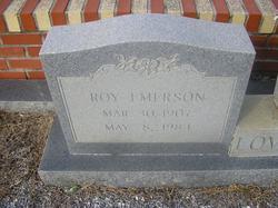 Roy Emerson Lovelace