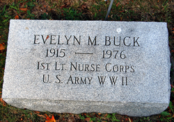 Evelyn M Buck
