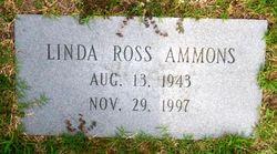 Linda Lee <i>Ross</i> Ammons