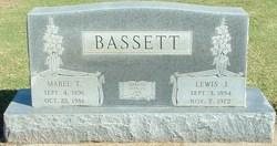 Lewis J. Bassett