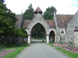 London Road Cemetery