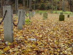 Brattleboro Retreat Cemetery