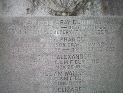 David Alexander Cummins