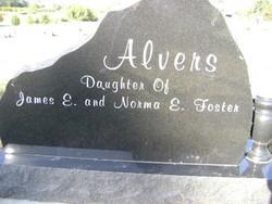 Carolyn S <i>Foster</i> Alvers