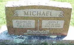 Elizabeth (Lizzie) A. <i>Jones</i> Michael