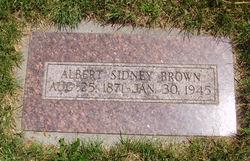 Albert Sidney Brown