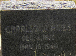 Charles Winslow Ames