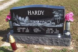 Elsie L. <i>Hughes</i> Hardy