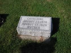 Catherine Katie <i>Wunder</i> Bender